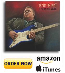 Danny Bryant - temperature rising - blues rock