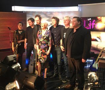 Danny & The Band Perform on UTV Tonight!
