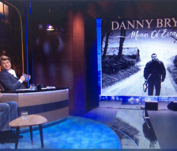 Danny on Dutch National Television!