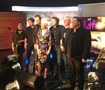 Danny & The Band Perform on UTV Tonight!