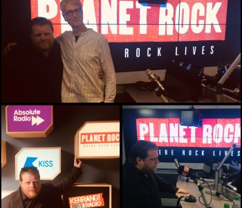 "Danny on ""My Planet Rocks""!"