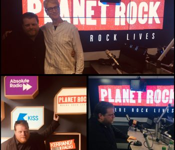 "Danny on ""My Planet Rocks""!"