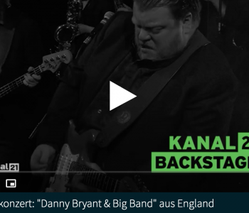 Watch Now: Danny Bryant Big Band on German TV